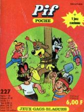 Pif Poche -227- Pif Poche n° 227