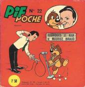 Pif Poche -22- Pif poche n°22