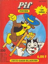Pif Poche -230- Pif poche n° 230