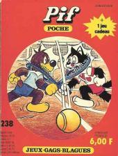 Pif Poche -238- Le tennis