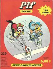 Pif Poche -239- Le tour de France