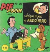 Pif Poche -26- Pif Poche n° 26