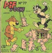 Pif Poche -77- Pif Poche n° 77