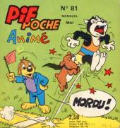 Pif Poche -81- Pif Poche n° 81