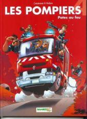 Les pompiers -4- Potes au feu