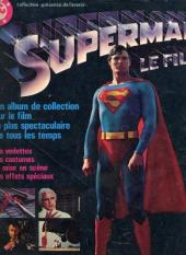 Superman (Sagédition - Présence de l'avenir) -RC01- Superman : Le film