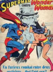Superman (Sagédition - Présence de l'avenir) -2- Superman contre Wonder Woman