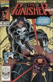 Punisher (The) (1987) -37- Jigsaw puzzle part 3 : perillous passage
