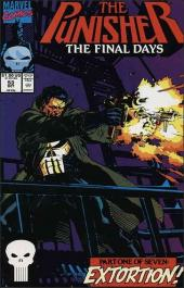 Punisher (The) (1987) -53- Final days part 1 : the finger