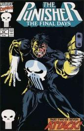 Punisher (The) (1987) -54- Final days part 2 : the squeeze