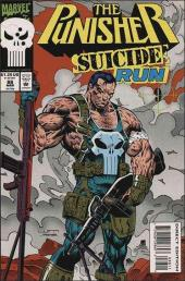 Punisher (The) (1987) -88- Suicide run part 9 : past the point of rescue