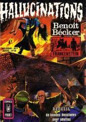 (Recueil) Comics Pocket -3127- Hallucinations (n°19 et n°22)