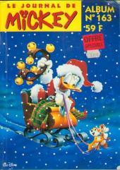 (Recueil) Mickey (Le Journal de) -163- Album 163