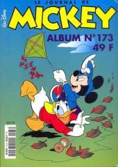 (Recueil) Mickey (Le Journal de) -173- Album 173