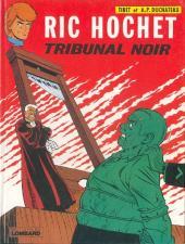 Ric Hochet -32- Tribunal noir