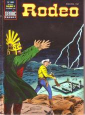 Rodéo -580- Le dieu aztèque