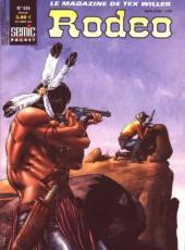 Rodéo -616- Sur la terre des Utes