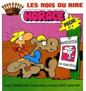 Les rois du rire -4- Horace