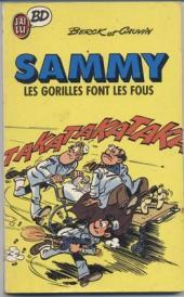 Sammy -6Poch- Les gorilles font les fous