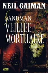 Sandman -10- Veillée mortuaire
