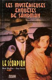 Sandman (Les mystérieuses enquêtes de) -3- Le Scorpion