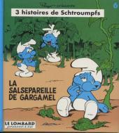Schtroumpfs (3 histoires de) -6- La salsepareille de Gargamel