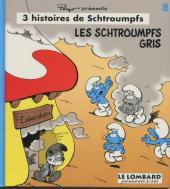 Schtroumpfs (3 histoires de) -8- Les schtroumpfs gris