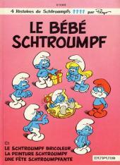 Les schtroumpfs -12- Le bébé schtroumpf