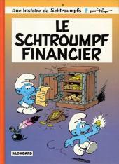 Les schtroumpfs -16- Le schtroumpf financier