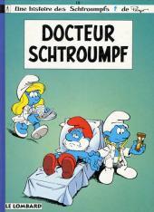 Les schtroumpfs -18- Docteur Schtroumpf