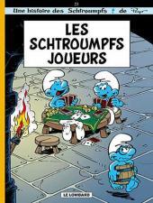 Les schtroumpfs -23- Les Schtroumpfs joueurs