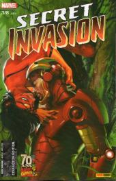 Secret invasion -3- Secret invasion (3/8)