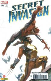 Secret invasion -7- Secret invasion (7/8)