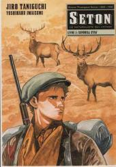 Seton -3- Sandhill stag'
