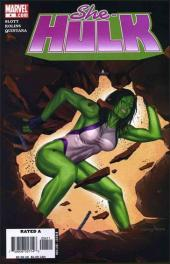 She-Hulk (2005) -4- Back to bone