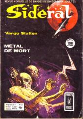 Sidéral (2e série) -41- Métal de mort