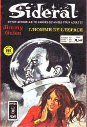Sidéral (2e série) -45- L'homme de l'espace