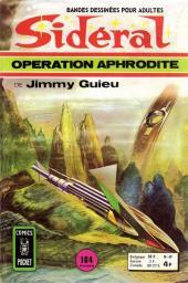 Sidéral (2e série) -49- Opération Aphrodite