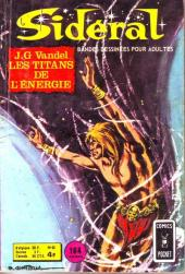 Sidéral (2e série) -50- Les titans de l'énergie