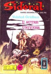 Sidéral (2e série) -52- L'autre univers
