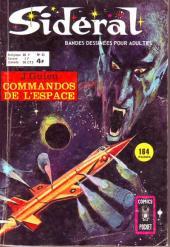 Sidéral (2e série) -53- Commandos de l'espace