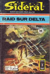 Sidéral (2e série) -55- Raid sur Delta