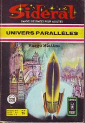 Sidéral (2e série) -59- Univers parallèles
