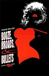 Sin City (One shots & Various) -INTa- Booze, broads, & bullets