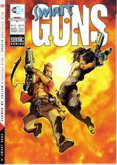 Smart Guns -2- Carmen Mc Callum 2 et Travis 2