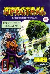 Spectral (1re série) -10- Les monstres du marais