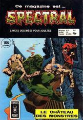 Spectral (1re série) -2- Le château des monstres