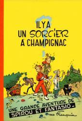 Spirou et Fantasio -2a55- Il y a un sorcier à Champignac