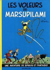 Spirou et Fantasio -5b65- Les voleurs du Marsupilami