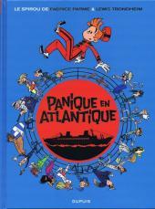Spirou et Fantasio (Une aventure de) -6- Panique en Atlantique